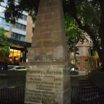 The Obelisk in Macquarie PLace