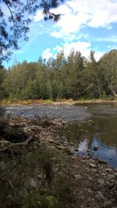 wollondilly river
